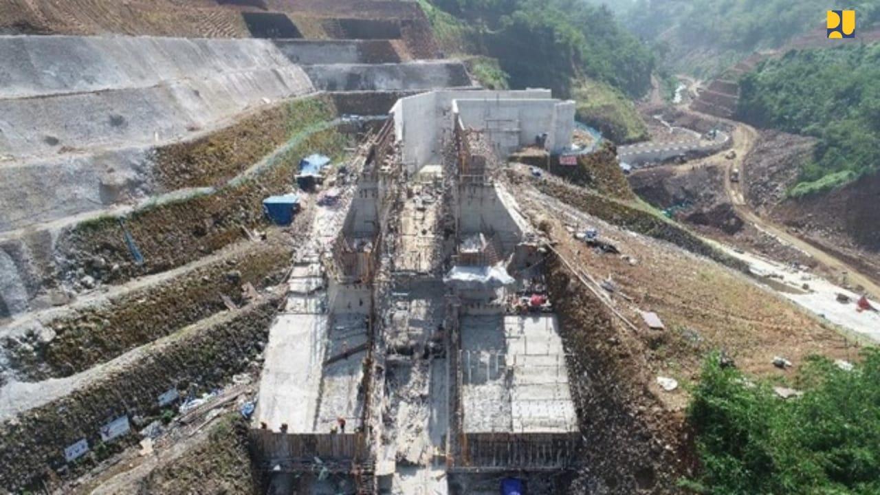 Pengendalian Banjir Ibu Kota, Bendungan Ciawi dan Sukamahi ...